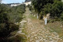 Roman era Via Egnatia in the Balkans