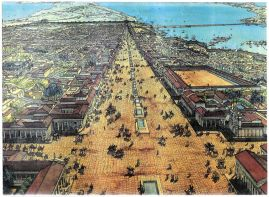 Alexandria, capital of Ptolemaic Egypt