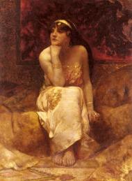 Empress Theodora as an actress