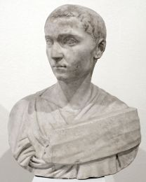 Philip II, son of Philip I, co-emperor 248-249)