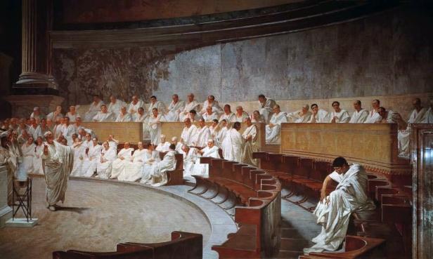 The Roman Republican Senate
