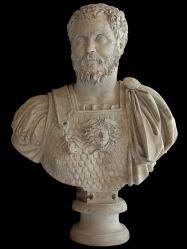 Clodius Albinus, usurping emperor 193-197