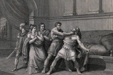 Death of Commodus, 192