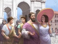 Imperial family of Septimius Severus