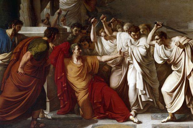 Assassination of Caesar, 44BC