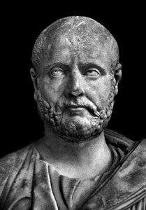 Emperor Carus (r. 282-283)