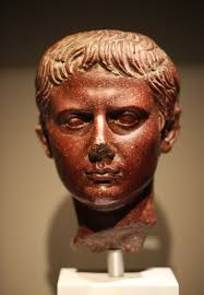 Gaius Caesar, grandson of Augustus
