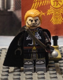 Andronikos II Palaiologos (r. 1282-1328), son and successor of Michael VIII, Lego figure
