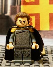 Theodore II Laskaris (r. 1254-1258) Lego figure, son of John III