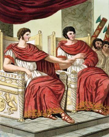 Roman Consuls in the Republic