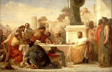 Emperor Julian the Apostate tries returning Paganism