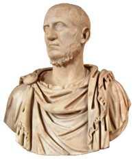 Emperor Marcus Claudius Tacitus (r. 275-276)