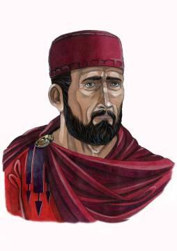 Emperor Probus (r. 276-282)