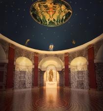 Hadrian's Villa interior