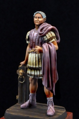 Roman general Gnaeus Pompey Magnus (106-48BC)