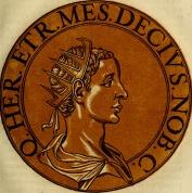 Herennius Etruscus, son and co-emperor of Decius (r. 251)