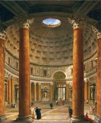 The Pantheon in the 2nd century