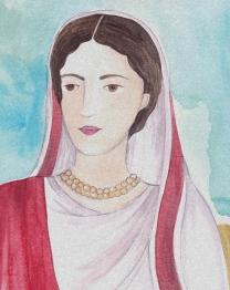 Julia Soeamias, mother of Elagabalus and daughter of Julia Maesa