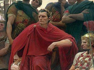 Gaius Julius Caesar, Dictator for Life (48-44BC) with legions