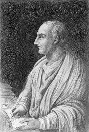 Livy, Roman historian (59BC-17AD)