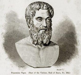 Pescennius Niger, usurping emperor 193-194