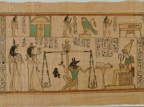 Papyrus from Egypt