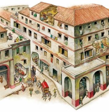 Roman Insula (flat)