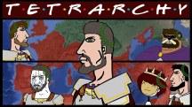 The Roman Tetrarchy by Dovahhatty
