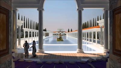 Hadrian's Villa, 2nd century