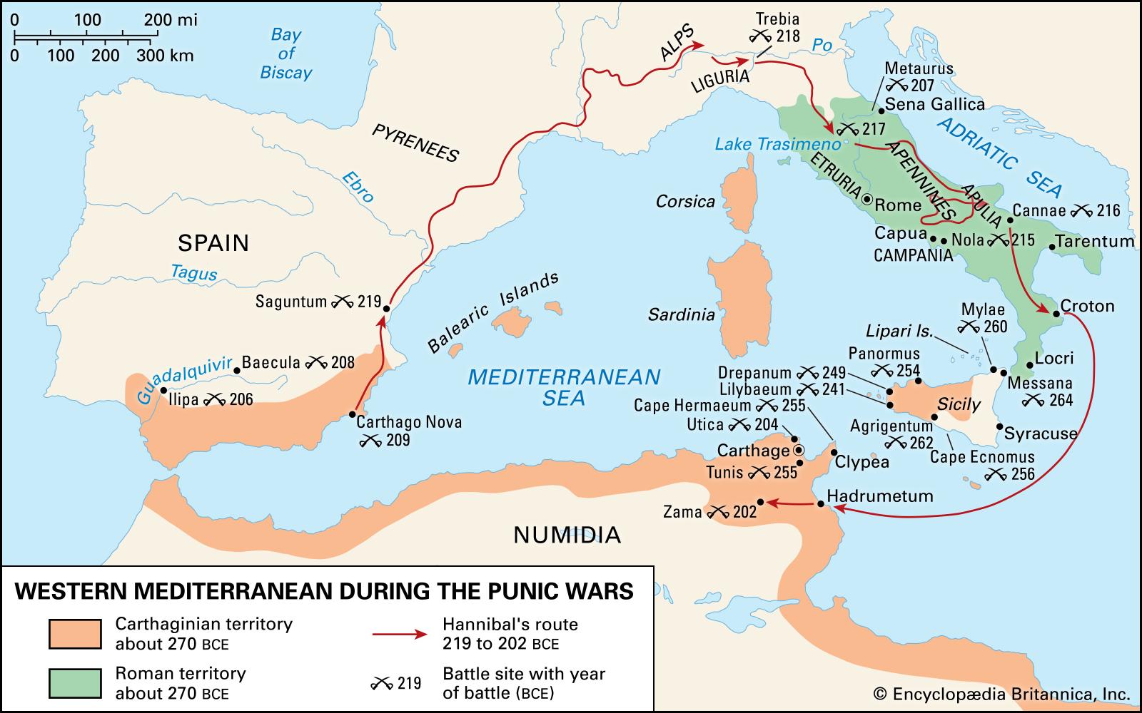 Mediterranean-Punic-Wars