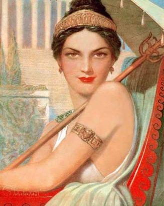 Valeria Messalina, 3rd wife of Claudius