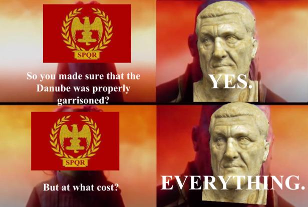 Meme of Maximinus Thrax
