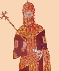 Emperor Michael VIII Palaiologos (r. 1261-1282), restorer of Byzantium