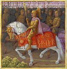 Vespasian as a general