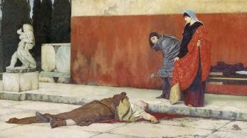 Suicide of Nero, 68AD