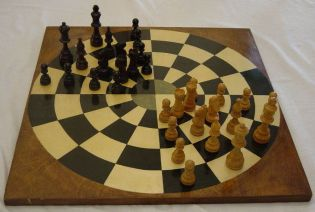 Chess, adopted by Khosrow I from India