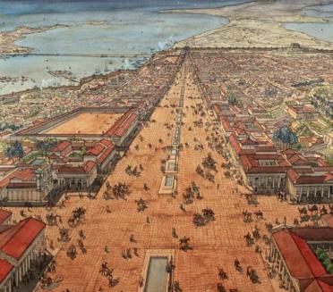 Alexandria, Egypt in Roman era