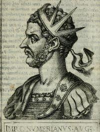 Numerian, son of Carus and co-emperor (283-284)