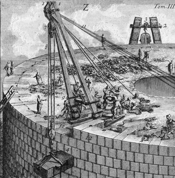 Roman construction methods