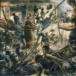 Civil War between Marius and Sulla