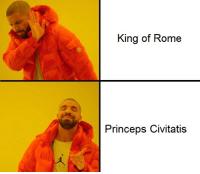 Meme of Augustus' title