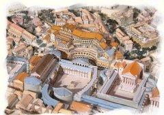 Trajan's Market reconstruction