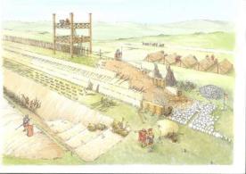 Antonine Wall, Roman Britain