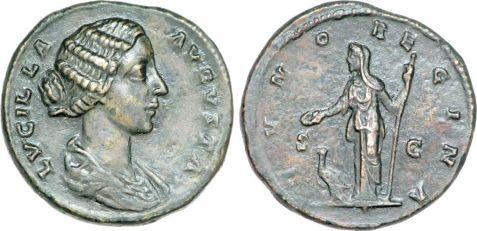Coin of Lucilla