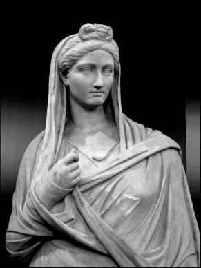 Vibia Sabina, wife of Hadrian