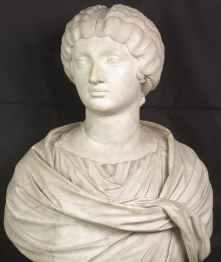Faustina the Younger, daughter of Antoninus Pius, wife of Marcus Aurelius
