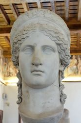 Antonia the Younger, daughter of Octavia and Mark Antony