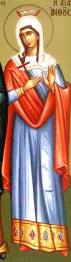 Anthousa, daughter of Constantine V