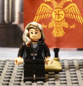 Irene Palaiologina, sister of Michael VIII Lego figure