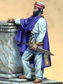 King Odaenathus of Palmyra (r. 260-267)
